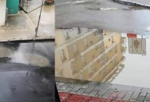 Варненските ремонти: Поне нещо се прави, но само да не вали дъжд!