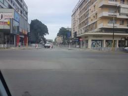 Ремонт на ремонта: Изкъртиха чисто новия асфалт на ул.Бенковски