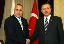 Борисов привикан от Ердоган за ДОСТ ?