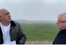 Борисов отново обикаля поляните, а от една година не е стъпвал в парламента