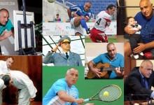 Той е футболист! Той е художник! Той е тенисист! Той е каратист! Той е пожарникар! Не, той е Бойко Борисов!