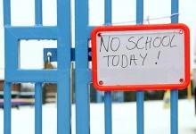 Грипна ваканция! Всички училища в цялата страна остават затворени до понеделник 9 януари!