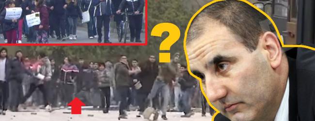 Цветан Цветанов: Бунтът в Харманли е предизборна провокация?!?