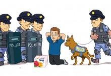 МВР прекърши гръбнака на организираната престъпност! Заловиха крадеца на локум в с. Горно прахово