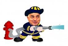 Пироман ли е пожарникарят?