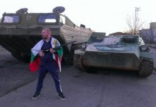 Непримиримият български дух е жив! Жив е докато има мъже като Динко!