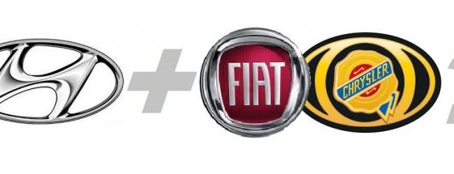 Концернът Hyundai купува групата  Fiat-Chrysler ?