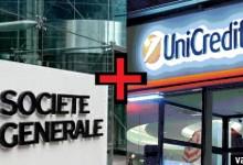 Банките UniCredit и Societe Generale водят тайни преговори за сливане?