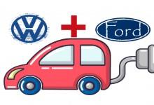 Volkswagen и Ford се обединяват, за да правят съвместно автономни и електрически автомобили