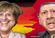 Ердоган бесен на Меркел за поредния шамар с признаването на арменския геноцид