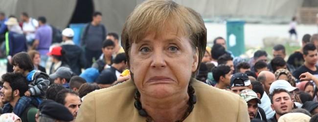 """Тежко поражение за Меркел на местните избори! Антибежанската партия """"Алтернатива за Германия"""" увеличава влиянието си!"""