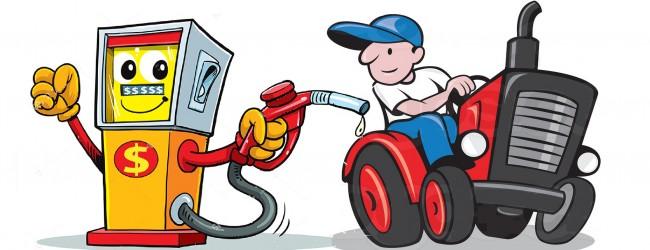 Правителството в оставка реши фермерите да получат отстъпка 40 стотинки от акциза за всеки литър газьол