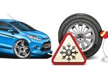 Защо трябва да си сложите зимни гуми?
