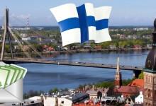 Финландия въвежда базов доход от 560 евро