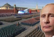 Москва показва мускули отбелязвайки деня на победата демонстрирайки най-новото си въоръжение
