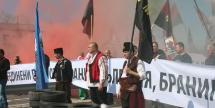 Напрежение на южната граница! Протестиращите патриоти се сблъскаха с полиция на Малко Търново