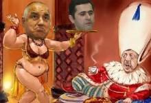 Уж е премиер на независима и правова страна, а пред Ердоган Борисов направо се ………