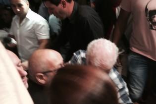 Янко Станев линчуван от протестиращите
