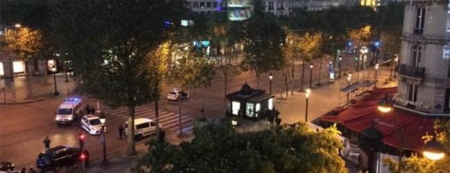 Извънредно: Стрелба в центъра на Париж, има най-малко един убит и няколко ранени