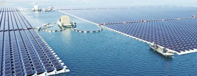 Рекорди: Китай построи най-големия плаващ соларен парк на Земята