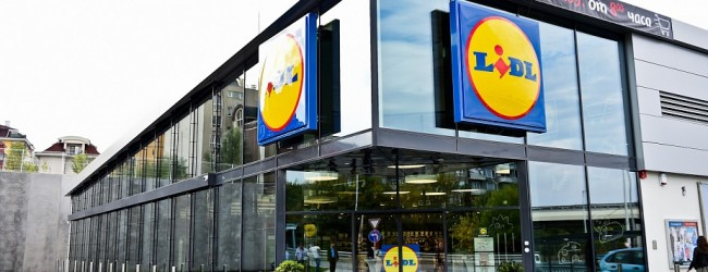 Немската верига LIDL радикално променя дизайна и функционалността на магазините си