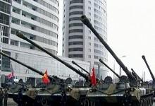Северна Корея показа нови балистични ракети