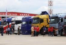 Камионите масово минават от дизел на природен газ