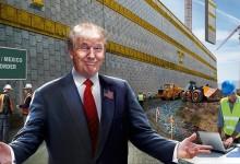 Речено-сторено: Само пет дни след встъпването си в длъжност Тръмп стартира строежа на стената с Мексико