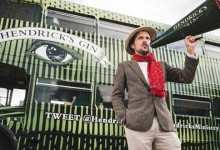 Челен опит: Градски автобус в Лондон ще сервира джин на пътниците