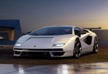 Само за 2 дни Lamborghini разпродадоха цялата лимитирана серия от новия Countach