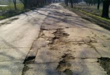 Жителите на Кубрат на протест заради лошите пътища
