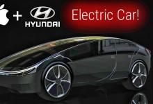 Apple ще произвежда електромобил съвместно с Hyundai