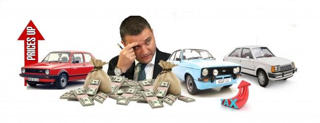 """Горанов:  """"Да притежаваш кола в България, е евтино!  На Запад е изключително скъпо! Ще търсим промяна"""