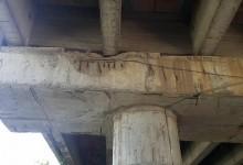 Аспарухов мост остава опасен и след ремонта! Съоръжението се разпада в основите!
