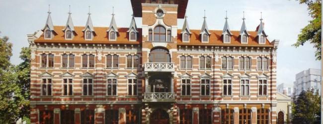 Започва възстановяването на един от архитектурните бисери на Русе – сградата на Музикалната гимназия