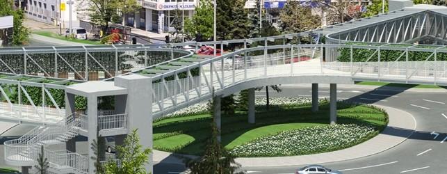 Бургас отново впечатлява Варна с инфраструктурни проекти! Правят пешеходни надлези с асансьори!