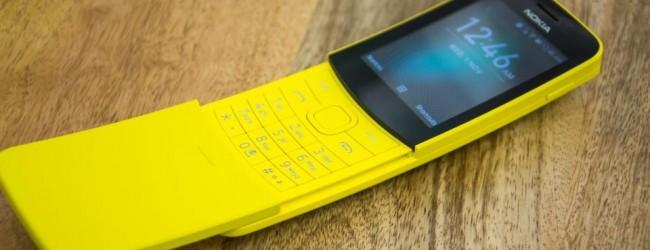 HMD Global пуска съвременна 4G версия на Nokia 8110