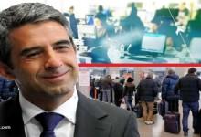 """Плевнелиев: """"Виждам вълна от българи, които се връщат обратно в България""""?!?"""