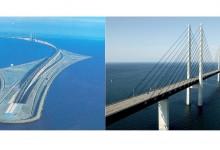 Кога ще ги стигнем? Йоресунд – мостът, който се превръща в тунел и свързва Дания и Швеция