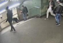 Немската полиция задържа българина, ритнал жена по стълбите на метрото
