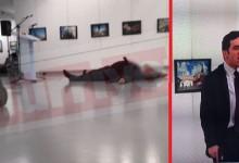 Извънредно: Руския посланик в Турция е убит след атентат в Анкара ( снимки и видео)