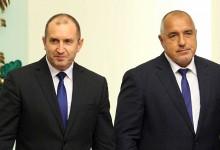 Президентът Радев сравни методите на управление на Борисов като на мутра от началото на прехода