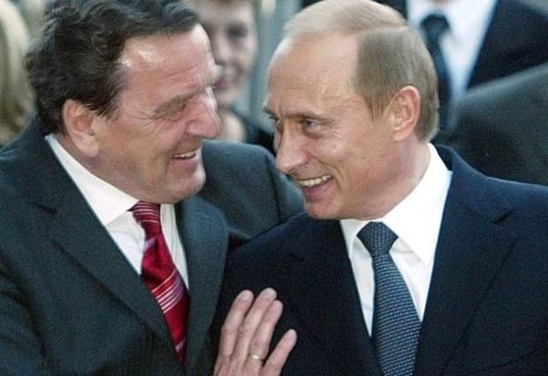 """Ексканцлерът на Германия Герхард Шрьодер влезе в борда на директорите в петролния концерн """"Роснефт"""""""