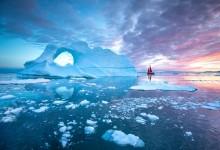 В Арктика измериха 38 градуса – най-високата температура до момента