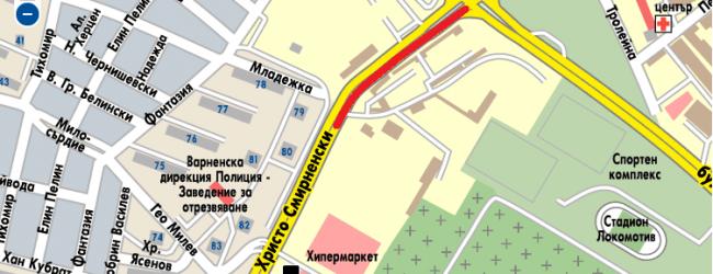 Кога най-после ще се реши проблема със задръстванията на бул. Смирненски?
