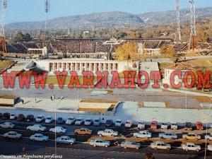 stadion varna 1983