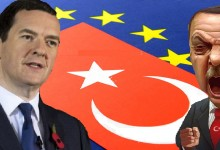 """Джордж Озбърн, финансов министър на Великобритания: """"Докато съм жив Турция няма да влезе в ЕС"""""""