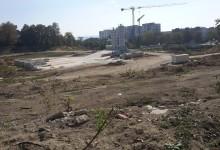 Стадион Варна спря! От месец няма никакво движение!