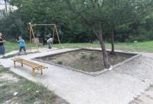 Протест за детска площадка в квартал Владиславово