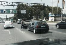 Пътен хаос по бул. Владислав Варненчик със съдействието на КАТ-Варна